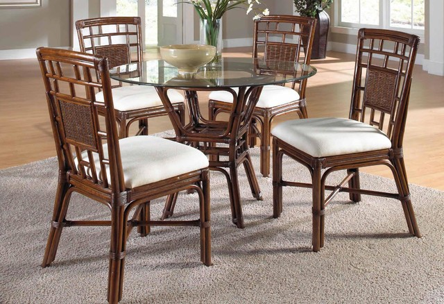 tropical dining room furniture | Coastal/Tropical Style - Tropical - Dining Sets - other ...