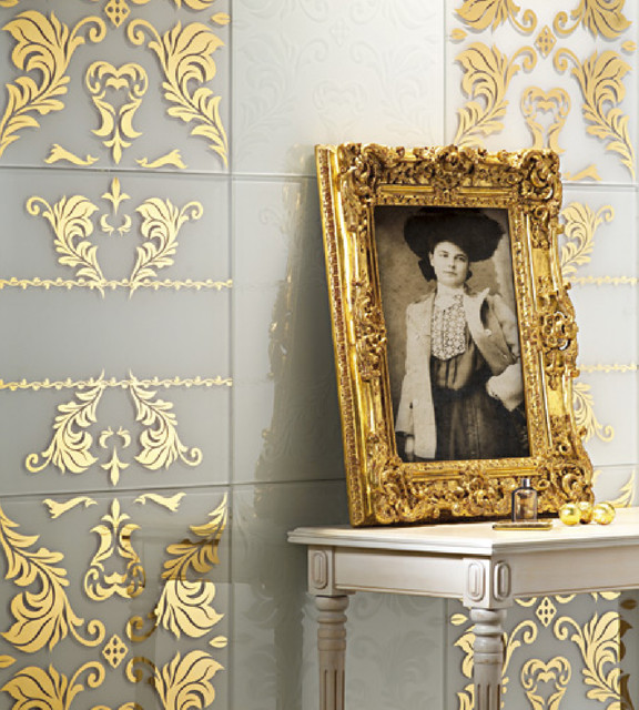 Glass Tiles and Glass Mosaics from Royal Stone & Tile in Los Angeles contemporary-tile