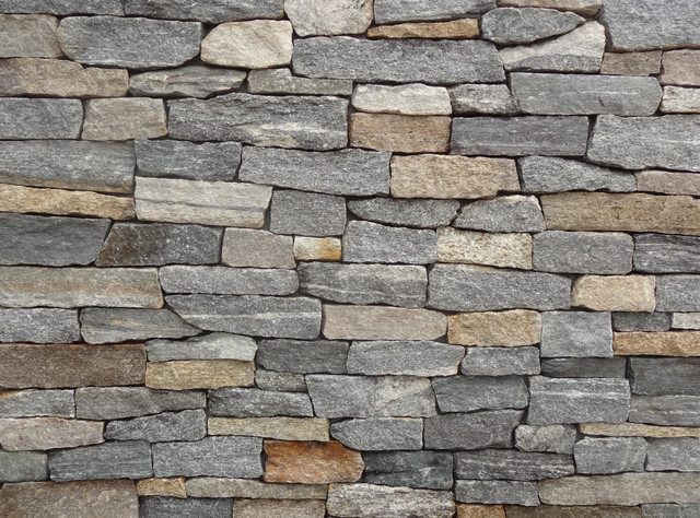 Boston blend ledgestone thin veneer siding and stone for Stone facade siding