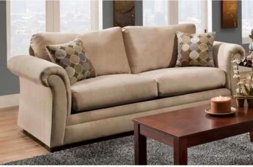 Chelsea Home Middlesex Sofa - Noble Camel modern-sofas