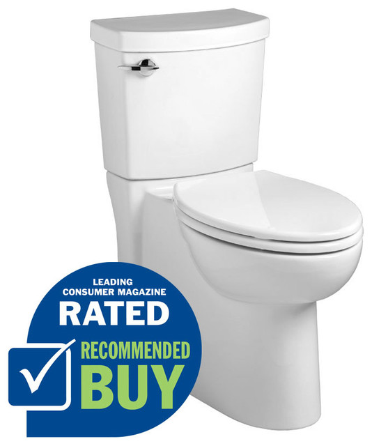 American Standard Clean White 2 Piece Comfort Height