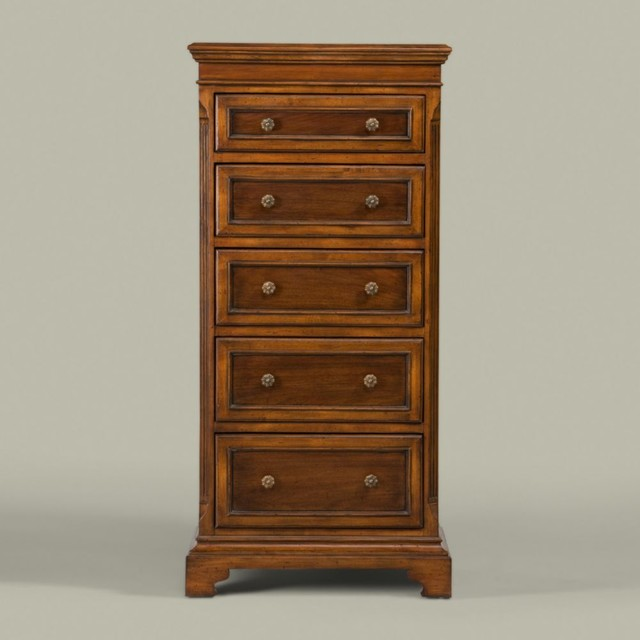 Tuscany Danvers High Chest Traditional Dressers Chests