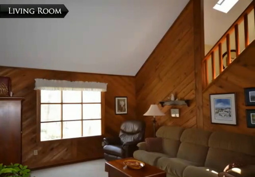 Need Help W Diagonal Wood Paneling In Our New Living Room