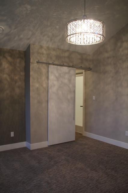 Rochester Avenue Residence - Master Bedroom contemporary-bedroom