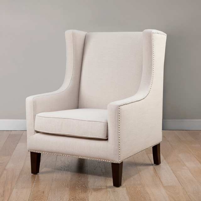 Whitmore Wing Lindy Chair Contemporary Armchairs And