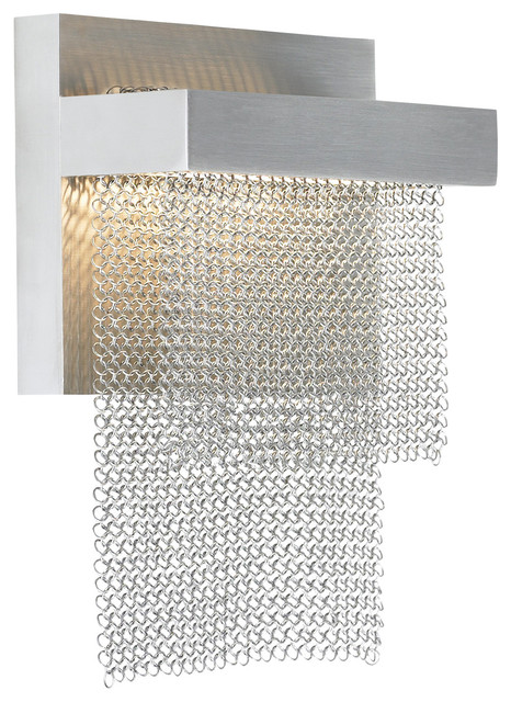 Camelot Stainless Steel LED Wall Sconce by LBL Lighting contemporary-wall-sconces