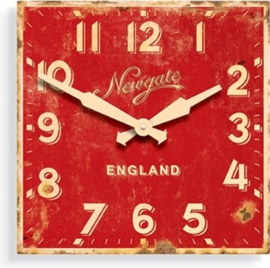 Ministry Wall Clock eclectic clocks