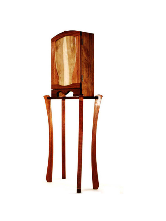 Eco Friendly Furniture and Lighting - Made out of Eucalyptus and Birch.