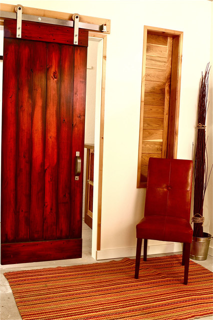 modern barn door hardware and barn doors modern entry
