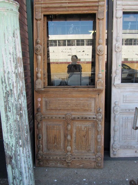 Salvaged doors - nashville - by South Front Antiques