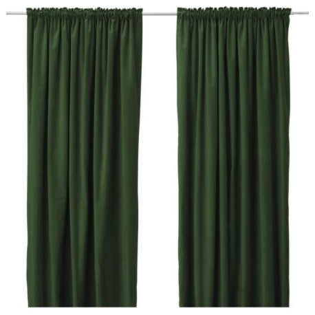 Restoration Hardware Curtain Rods