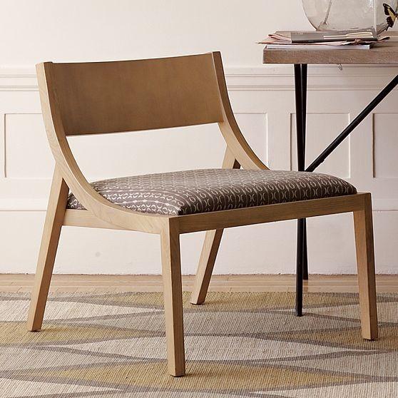 New Allegra Hicks Arc Chair modern-chairs