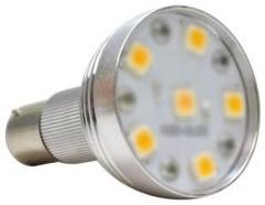 Bulbrite 20W Replacement (2.6W) 1383 Elevator LED Bulb (Warm, Clear) led-bulbs