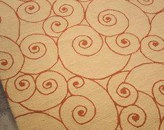 CI07 Hand Hooked - Coastal Living(R) I-O lightingzilla.com modern-rugs