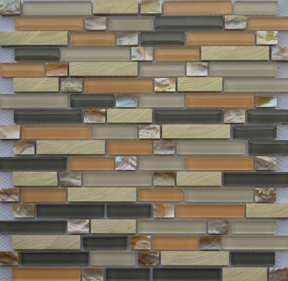 stainless steel mosaic tiles ssmt049 glass mosaic tile