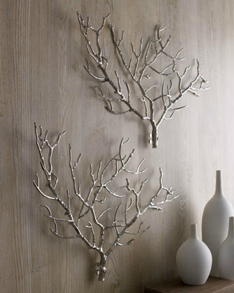 Arteriors Tree Branch Wall Decor - modern - accessories and decor