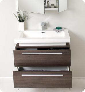 Floating Bathroom Vanities - Contemporary - new york - by Vanities for Bathrooms