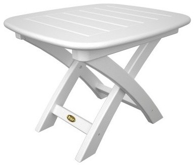 Trex Outdoor Furniture Yacht Club Side Table modern-patio-furniture-and-outdoor-furniture