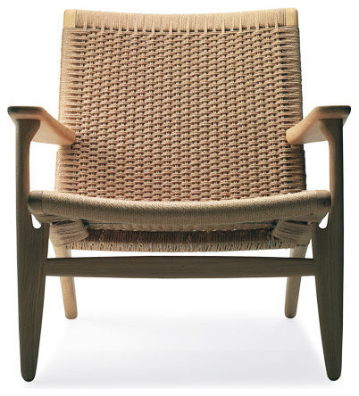 Hans Wegner CH25 Easy Chair | Danish Design Store midcentury-armchairs-and-accent-chairs