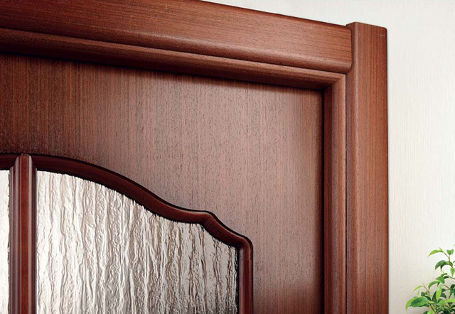 European designer traditional interior wood doors for Mediterranean interior doors