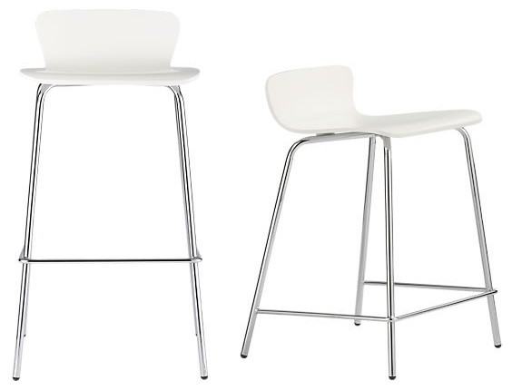 felix white barstools modern bar stools and counter