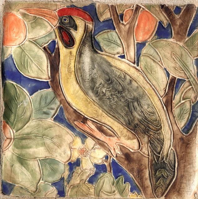 Woodpecker Tile traditional-tile