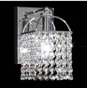 Broadway Square Wall Sconce by James R. Moder contemporary-wall-sconces