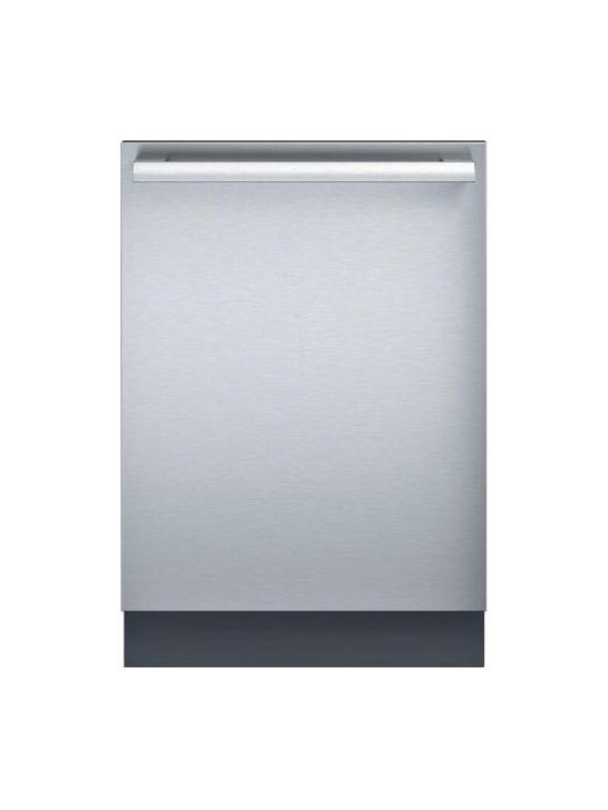 Thermador Topaz Series Fully Integrated Dishwasher, Stainless Steel | DWHD640JFM - The new Thermador Dishwasher Collection of dishwashers delivers powerful performance with absolutely unparalleled flexibility. Our Emerald Dishwasher will compelement any Thermador kitchen.
