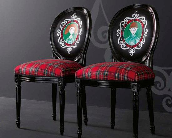 Creazioni Fiammetta Chair - Fiammetta chair from Creazioni from GBP 840.00