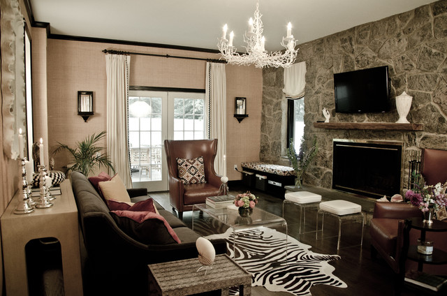 Family Room/Den eclectic-family-room
