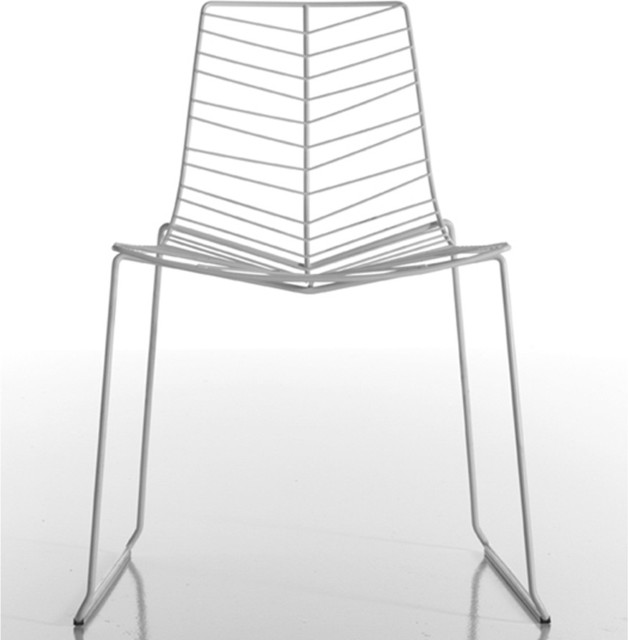 arper Leaf Stacking Chair modern-living-room-chairs