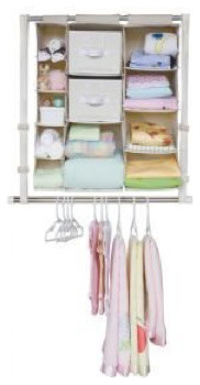 Neat Nursery Complete Closet Set modern kids products