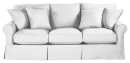 Baldwin Sofa Slipcover contemporary-sofas