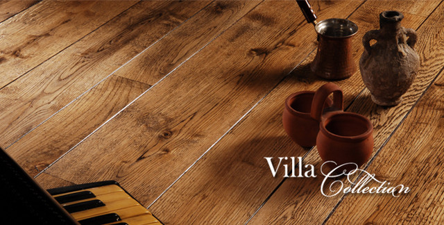 Signature Villa Collection™ traditional wood flooring