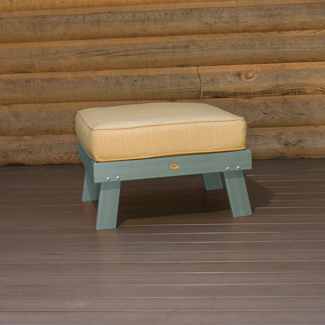 The Pocono Deep Seating Ottoman outdoor-stools-and-benches
