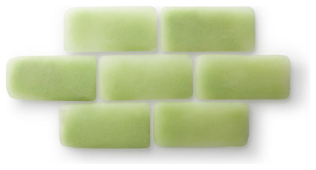 Tomatillo Matte wall-and-floor-tile