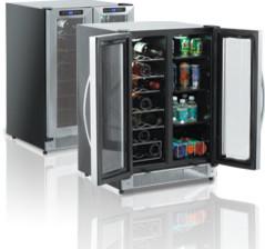 "Cavavin Urbania 24"" wine cooler refrigerators"