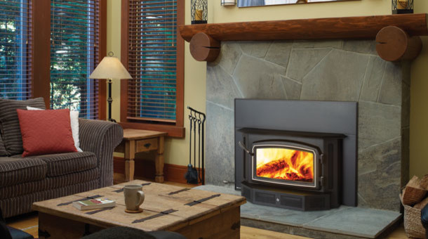 Regency Classic Wood Insert traditional-fireplaces