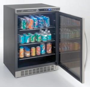Avanti 5.3 Cu. Ft. Beverage Cooler modern-refrigerators-and-freezers