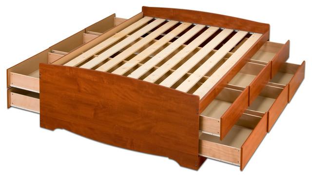 Prepac Platform Storage Beds contemporary-platform-beds