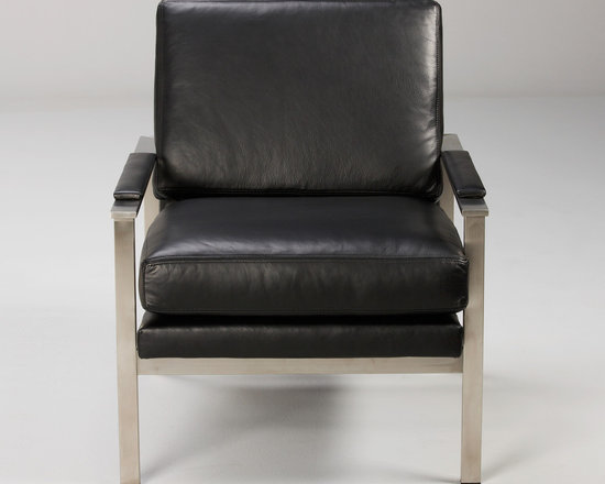 Jericho Leather Chair -