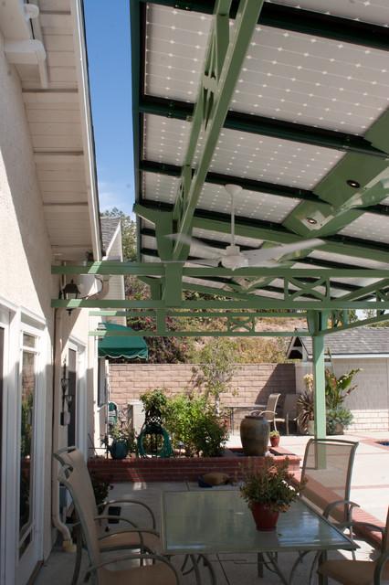 PHATport 300 Porch eclectic-porch