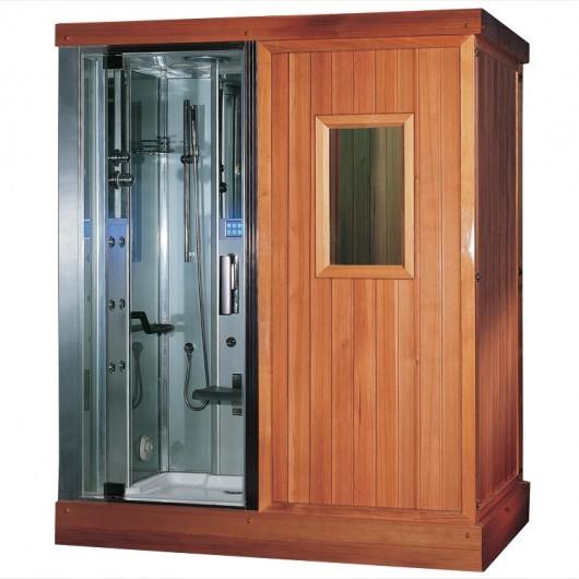 Contemporary Saunas by Bathroom Trends