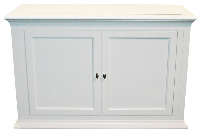 "Seaford TV Lift Cabinet For Flat Screen TV's Up To 46"" - Contemporary - Entertainment Centers ..."
