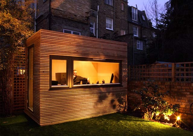 WorkPod contemporary-prefab-studios