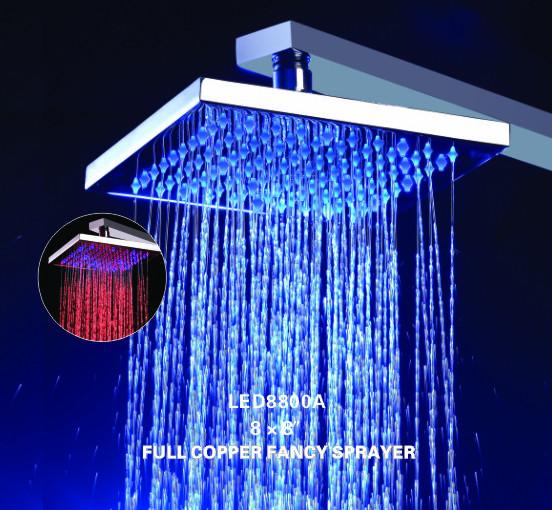 stunning kohler led shower head images bathroom with bathtub ideas - Led Shower Head