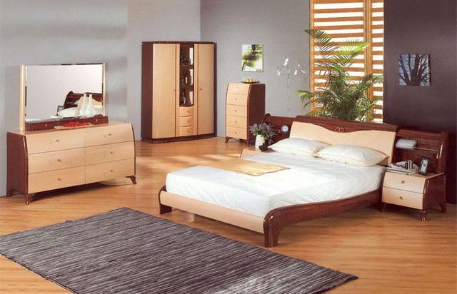 Bedroom: Adorable Contemporary Grey Area Rugs On Wooden ...