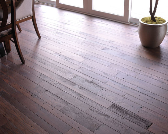 Olentangy Falls ~ Delaware, OH - Reclaimed barn wood by Schlabach Woodworks