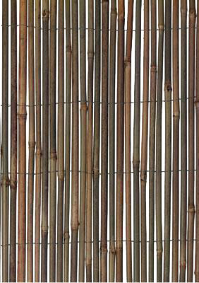 Bamboo Fencing High 13'x5' tropical-home-fencing-and-gates