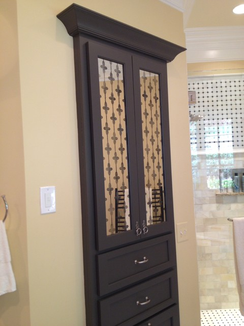 Dortch Master Bath & Closet Remodel traditional